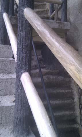 Huashan Broken Steps