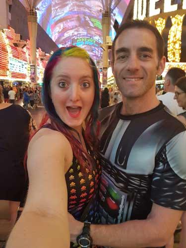 Us In Vegas