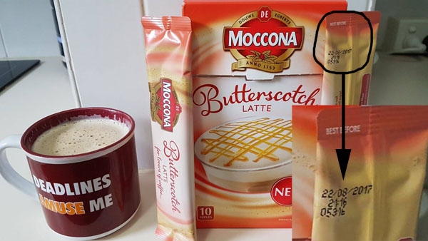 Out of Date Coffee