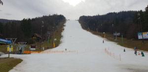 Slovenian snow