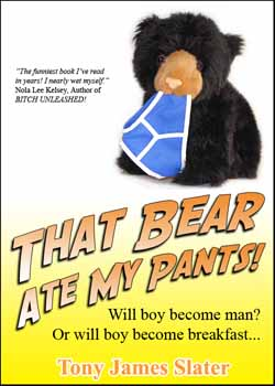 Link to That bear Ate My Pants on Amazon